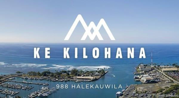 988 Halekauwila Street #3806, Honolulu, HI 96814 (MLS #201916816) :: Elite Pacific Properties