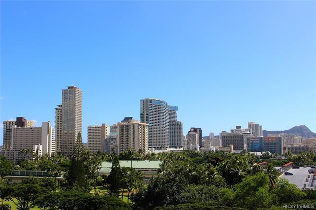 1860 Ala Moana Boulevard #804, Honolulu, HI 96815 (MLS #201916838) :: Elite Pacific Properties