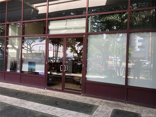 725 Kapiolani Boulevard C103, Honolulu, HI 96813 (MLS #201916942) :: Hardy Homes Hawaii
