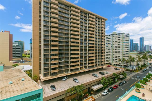 1560 Kanunu Street #1005, Honolulu, HI 96814 (MLS #201917036) :: The Ihara Team