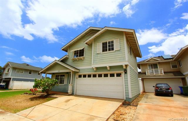 87-1100 Oheohe Street, Waianae, HI 96792 (MLS #201917165) :: The Ihara Team