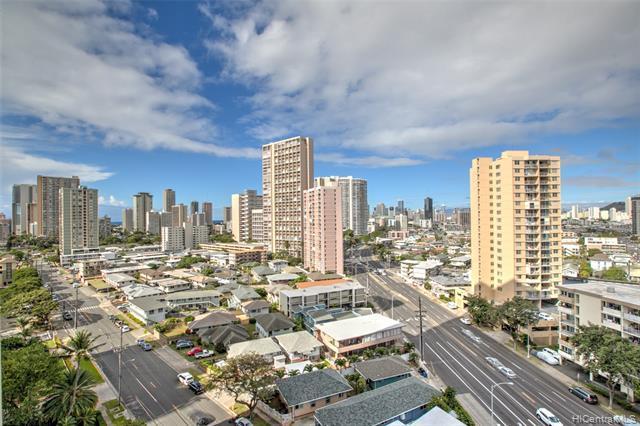 2499 Kapiolani Boulevard #1400, Honolulu, HI 96826 (MLS #201917167) :: The Ihara Team