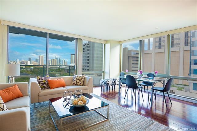 1200 Queen Emma Street #1102, Honolulu, HI 96813 (MLS #201917179) :: Elite Pacific Properties