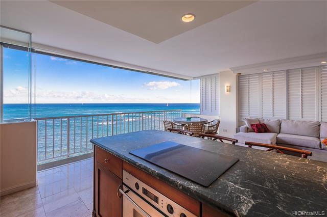 2801 Coconut Avenue 7D, Honolulu, HI 96785 (MLS #201917333) :: Barnes Hawaii