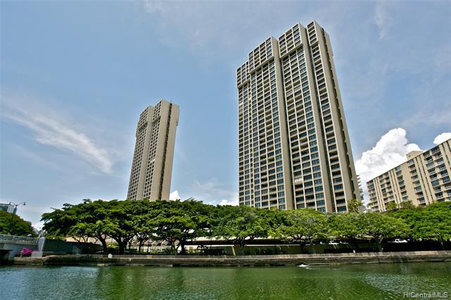 1600 Ala Moana Boulevard #2106, Honolulu, HI 96815 (MLS #201917413) :: The Ihara Team