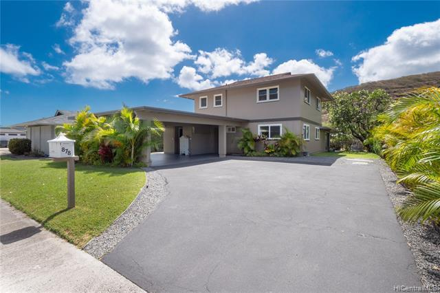 878 Lunalilo Home Road, Honolulu, HI 96825 (MLS #201917451) :: Barnes Hawaii