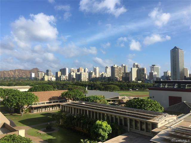 583 Kamoku Street Dh705, Honolulu, HI 96826 (MLS #201917457) :: The Ihara Team