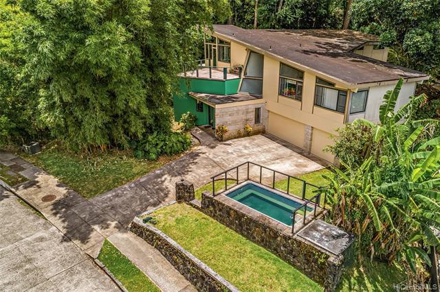 3387 Kamaaina Drive, Honolulu, HI 96817 (MLS #201917467) :: Keller Williams Honolulu