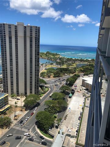 410 Atkinson Drive #2922, Honolulu, HI 96814 (MLS #201917490) :: Barnes Hawaii
