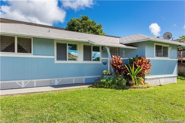 36 Ilima Street, Wahiawa, HI 96786 (MLS #201917512) :: Barnes Hawaii