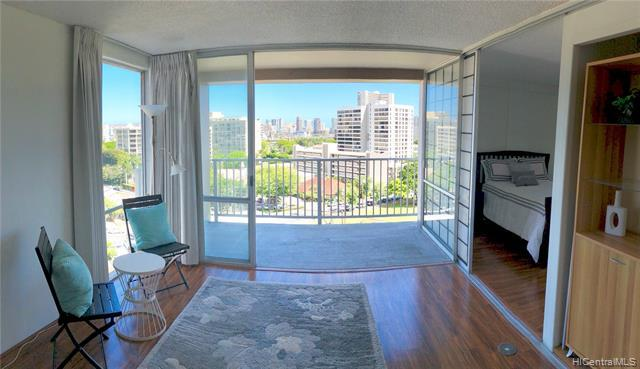 1617 Keeaumoku Street #1108, Honolulu, HI 96822 (MLS #201917532) :: Keller Williams Honolulu