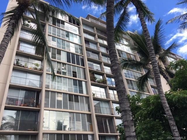 620 Mccully Street #306, Honolulu, HI 96826 (MLS #201917550) :: Yamashita Team