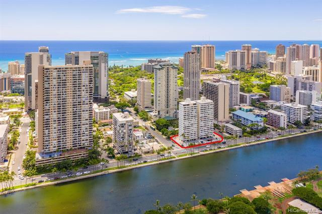2085 Ala Wai Boulevard A202, Honolulu, HI 96815 (MLS #201917579) :: Barnes Hawaii