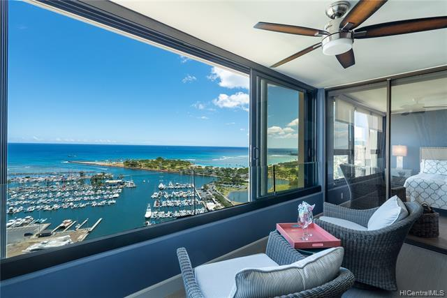 1650 Ala Moana Boulevard #3105, Honolulu, HI 96815 (MLS #201917580) :: The Ihara Team