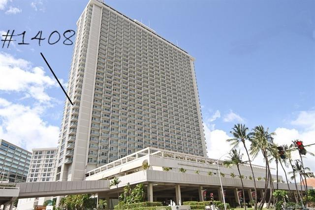 410 Atkinson Drive #1408, Honolulu, HI 96814 (MLS #201917616) :: The Ihara Team