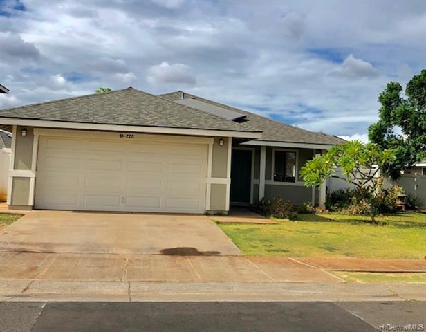 91-220 Puanohu Place, Kapolei, HI 96707 (MLS #201917647) :: Elite Pacific Properties