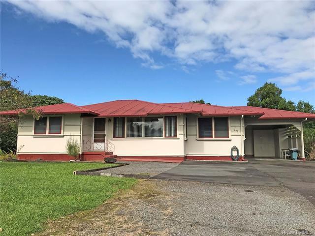 390 Mohouli Street, Hilo, HI 96720 (MLS #201917729) :: Keller Williams Honolulu