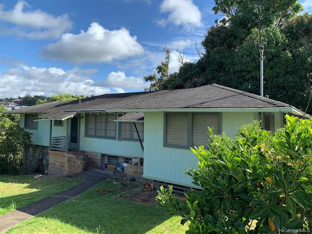 99-1156D Halawa Hts Road, Aiea, HI 96701 (MLS #201917849) :: The Ihara Team