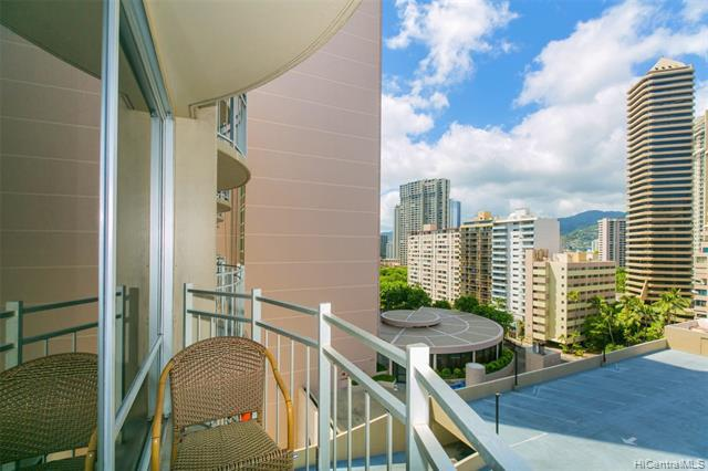1765 Ala Moana Boulevard #1293, Honolulu, HI 96815 (MLS #201917860) :: Barnes Hawaii