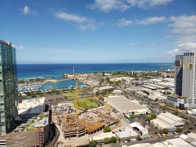 1009 Kapiolani Boulevard #4108, Honolulu, HI 96814 (MLS #201917879) :: Barnes Hawaii