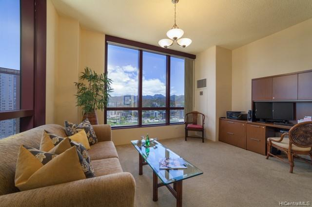 725 Kapiolani Boulevard #3204, Honolulu, HI 96813 (MLS #201918000) :: Barnes Hawaii