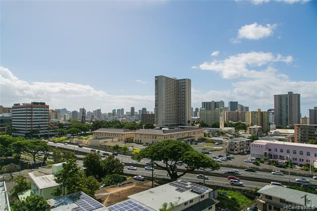 1517 Makiki Street #902, Honolulu, HI 96822 (MLS #201918178) :: Keller Williams Honolulu