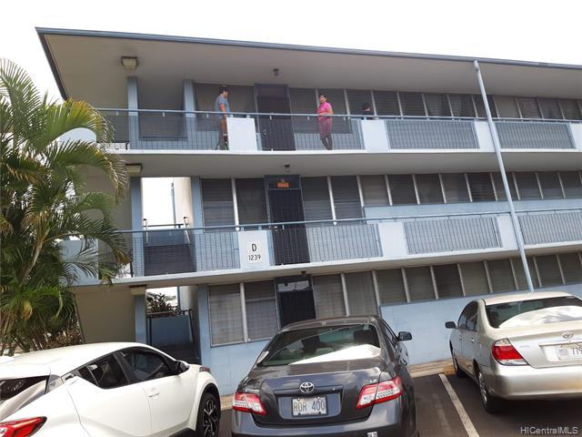 1239 Kokea Street D301, Honolulu, HI 96817 (MLS #201918188) :: The Ihara Team