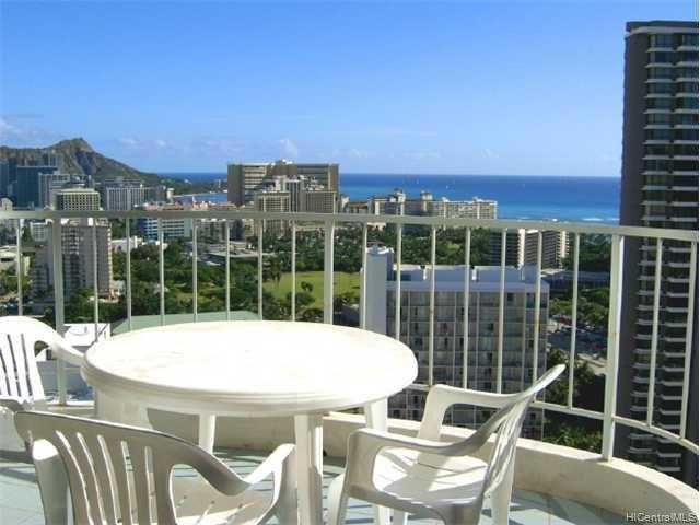 469 Ena Road #3206, Honolulu, HI 96815 (MLS #201918202) :: Elite Pacific Properties