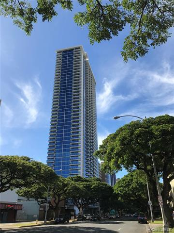 1631 Kapiolani Boulevard #4206, Honolulu, HI 96814 (MLS #201918329) :: The Ihara Team