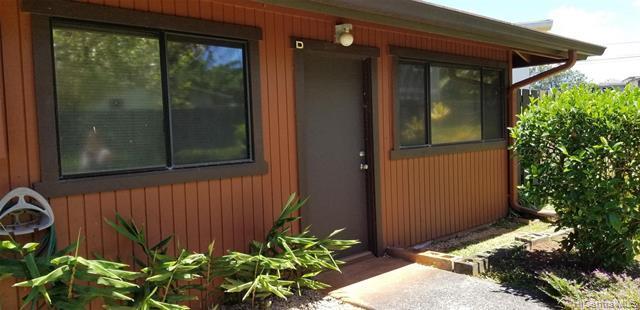 2069 California Avenue 1D, Wahiawa, HI 96786 (MLS #201918367) :: Barnes Hawaii