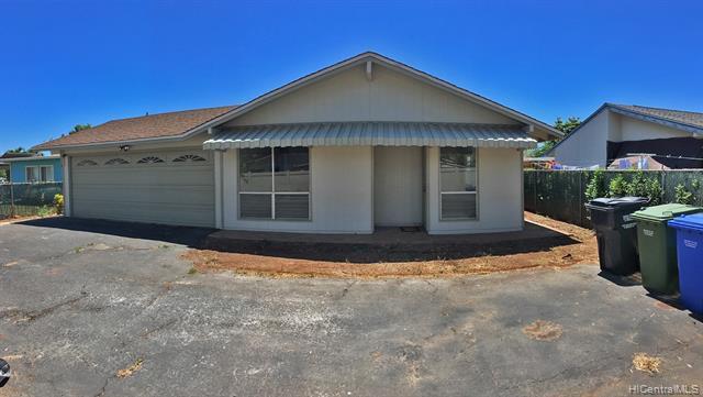 87-673 Manuaihue Street, Waianae, HI 96792 (MLS #201918424) :: Barnes Hawaii