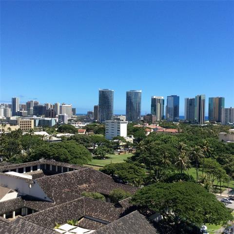 824 Kinau Street #1001, Honolulu, HI 96813 (MLS #201918470) :: Barnes Hawaii