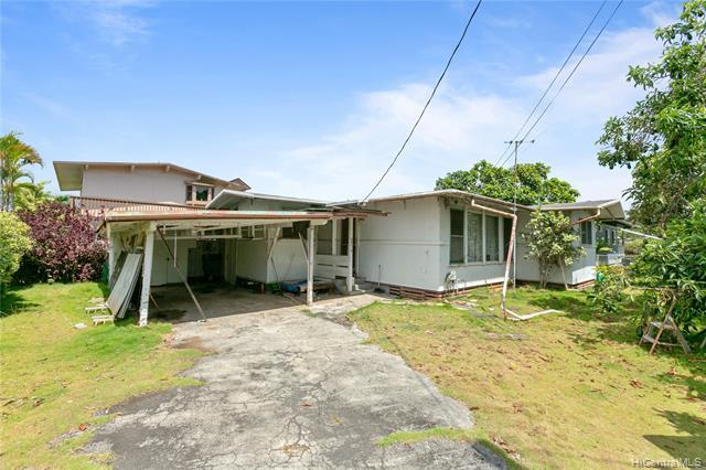 542-A Auwai Street, Kailua, HI 96734 (MLS #201918541) :: The Ihara Team