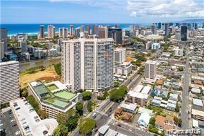 2333 Kapiolani Boulevard #1813, Honolulu, HI 96826 (MLS #201918600) :: Keller Williams Honolulu