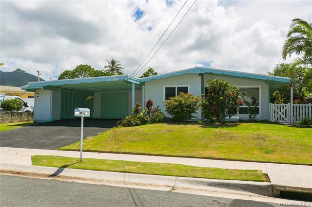 616 Pamaele Street, Kailua, HI 96734 (MLS #201918614) :: The Ihara Team