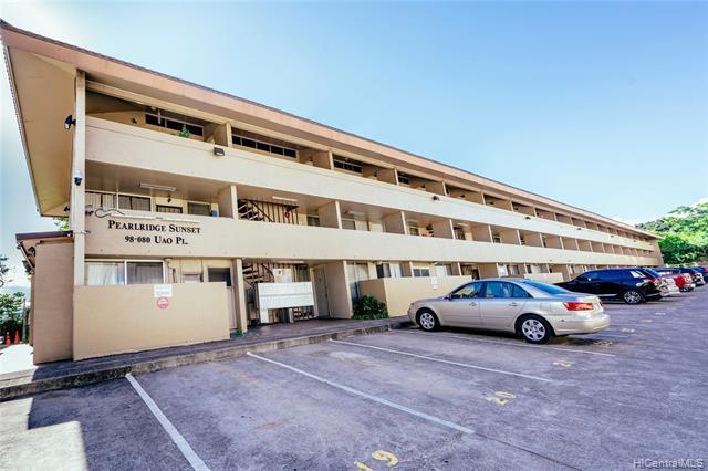 98-080 Uao Place B12, Aiea, HI 96701 (MLS #201918691) :: Barnes Hawaii