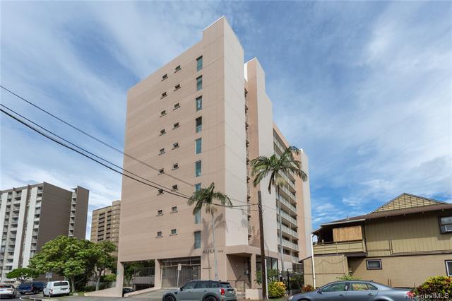 1414 Alexander Street #401, Honolulu, HI 96822 (MLS #201918796) :: Elite Pacific Properties