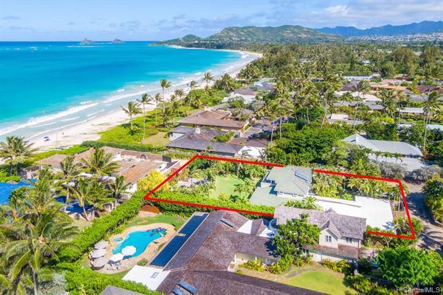 10 Palione Place, Kailua, HI 96734 (MLS #201918842) :: Elite Pacific Properties