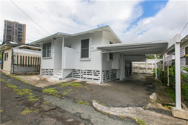 2111A Booth Road A, Honolulu, HI 96813 (MLS #201918913) :: The Ihara Team
