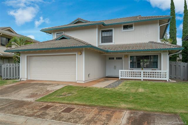 91-1040 Holunape Street, Kapolei, HI 96707 (MLS #201918977) :: The Ihara Team