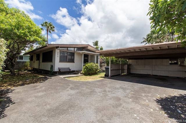 543 Auwai Street A, Kailua, HI 96734 (MLS #201919044) :: The Ihara Team