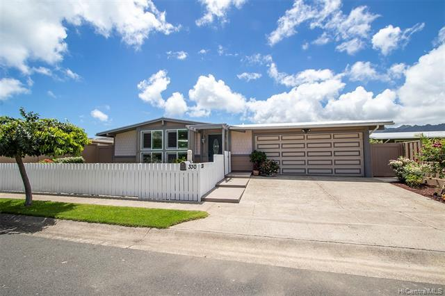 330 Hanakoa Street, Honolulu, HI 96825 (MLS #201919046) :: The Ihara Team