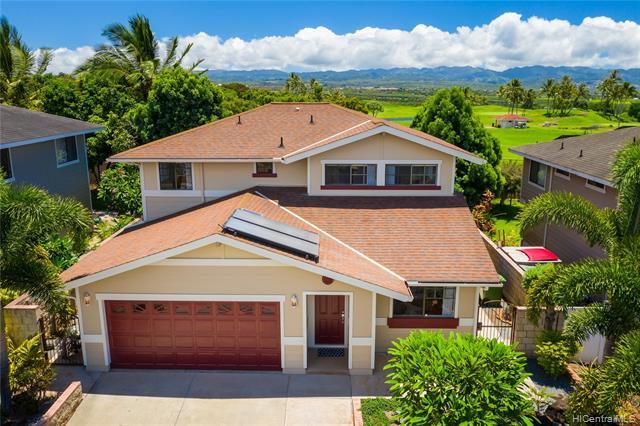 94-1027 Kihikihi Street, Waipahu, HI 96797 (MLS #201919215) :: Barnes Hawaii