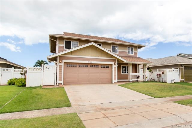 91-1045 Hoakalei Street, Kapolei, HI 96707 (MLS #201919294) :: Hardy Homes Hawaii