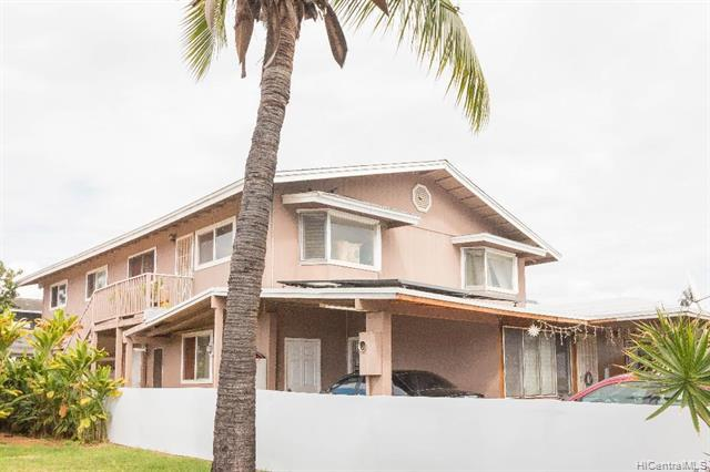91-1176 Kauiki Street, Ewa Beach, HI 96706 (MLS #201919315) :: Team Lally
