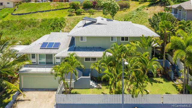 1386 Nanialii Street, Kailua, HI 96734 (MLS #201919346) :: The Ihara Team