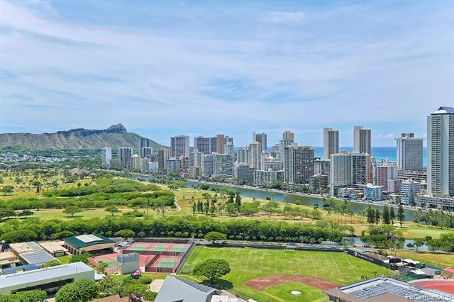581 Kamoku Street #3004, Honolulu, HI 96826 (MLS #201919415) :: The Ihara Team