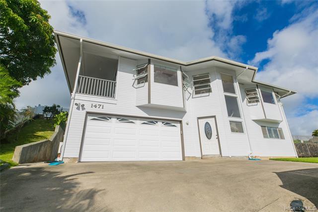 1471 Akuleana Place, Kailua, HI 96734 (MLS #201919695) :: The Ihara Team