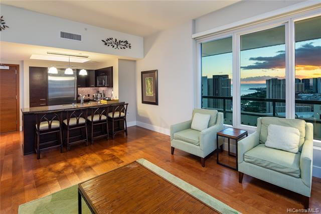 1837 Kalakaua Avenue #3509, Honolulu, HI 96815 (MLS #201919701) :: Keller Williams Honolulu