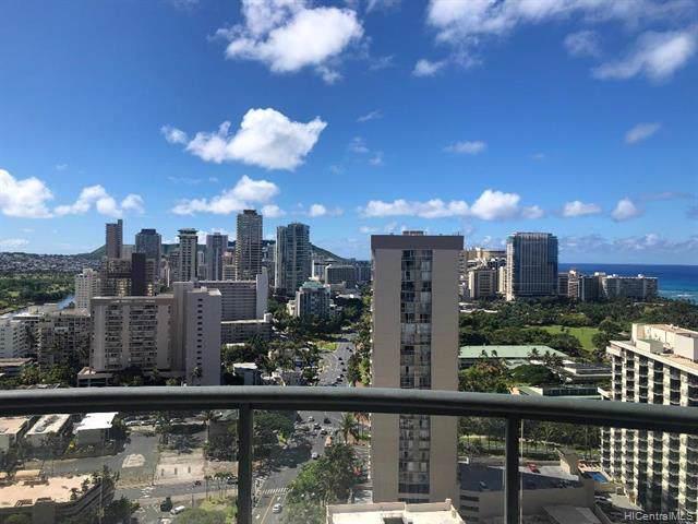 1837 Kalakaua Avenue #2604, Honolulu, HI 96815 (MLS #201919746) :: Keller Williams Honolulu